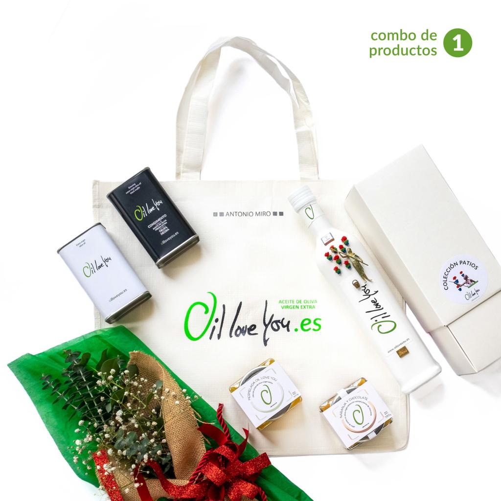 201102 Christmas Combo - Lot 1 - Oilloveyou