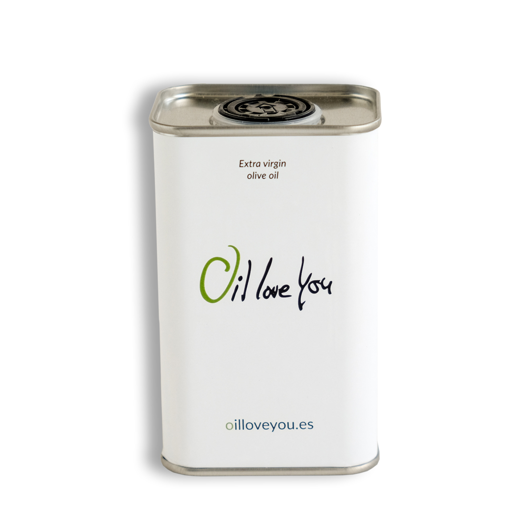 Can Oilloveyou Extra Virgin Olive Oil Bottle 250ml - FEATURED