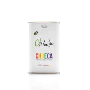Can of EVOO Oil Love You 250 ml «CHUECA» Edition (2)