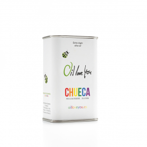 Can of EVOO Oil Love You 250 ml «CHUECA» Edition (3)