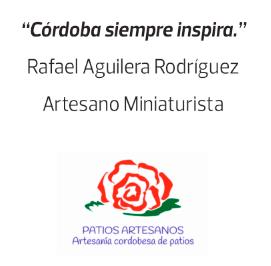 Patios Artesanos - Artesanía Miniaturista de Córdoba